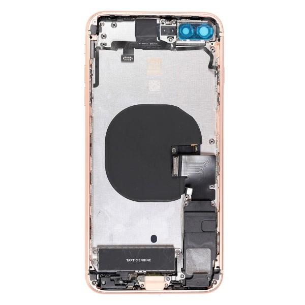 iPhone 8 Plus Backcover Gold bestückt.jpg